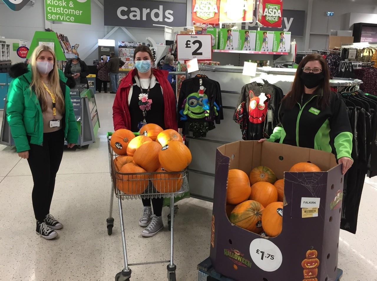 Halloween fun | Asda Fraserburgh