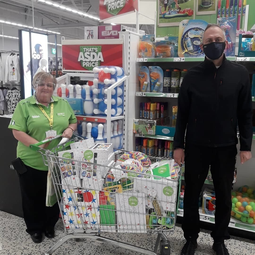 Supporting our community | Asda Gosforth