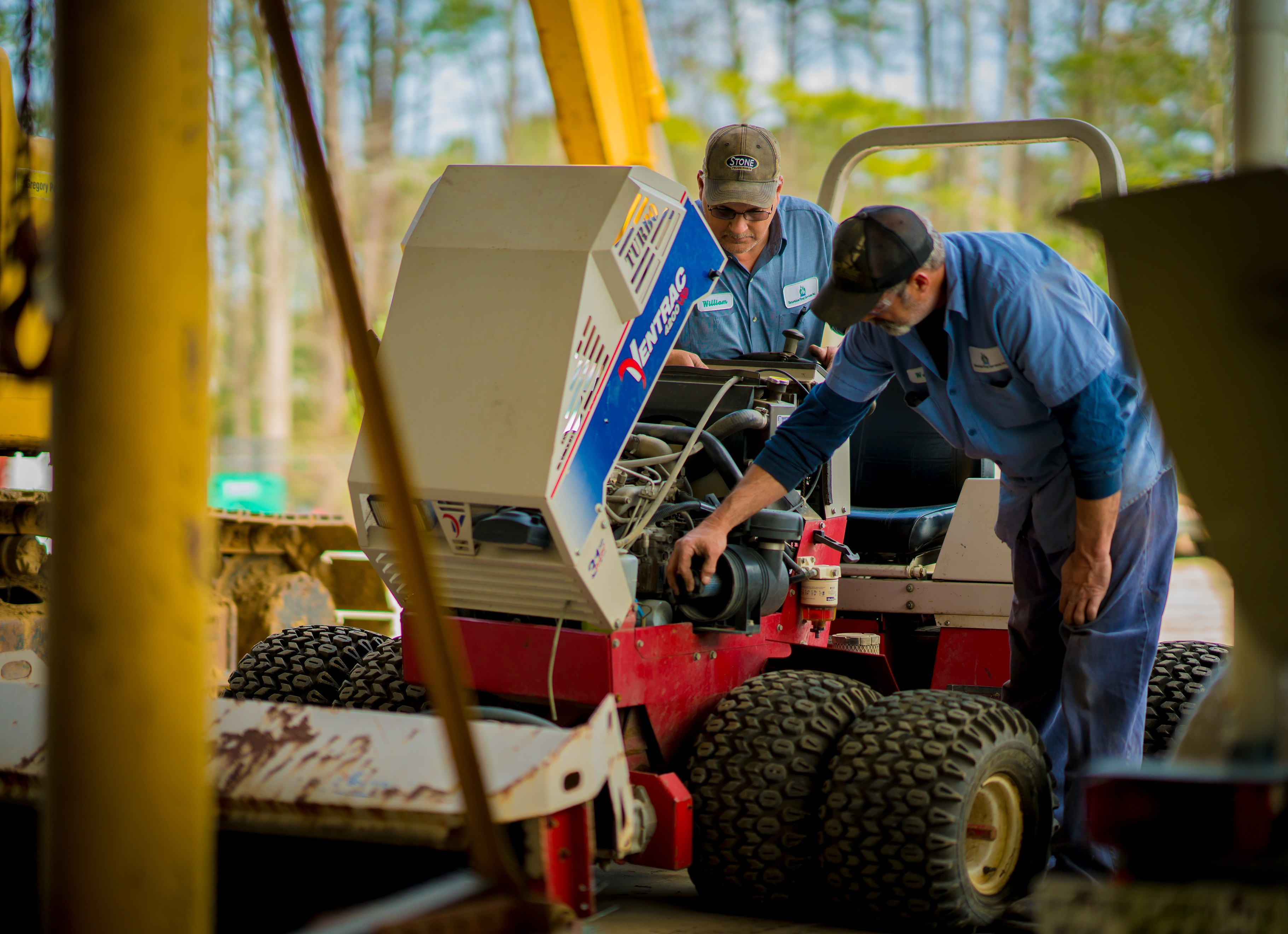 Retention Pond Services Blog Post Photos