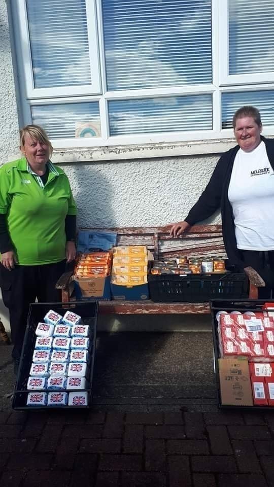 Community donation | Asda Larne