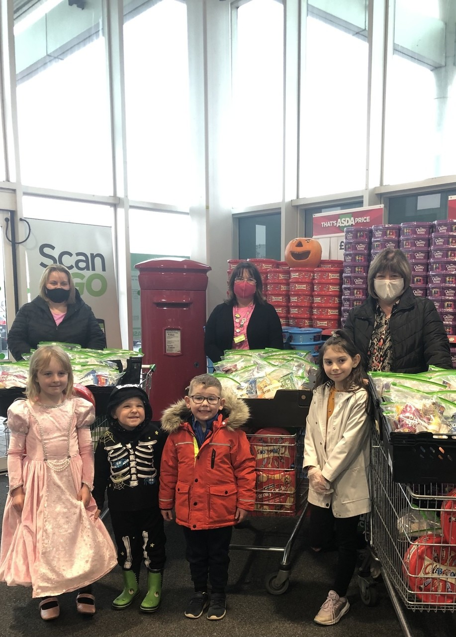 Supporting our local community | Asda Downpatrick