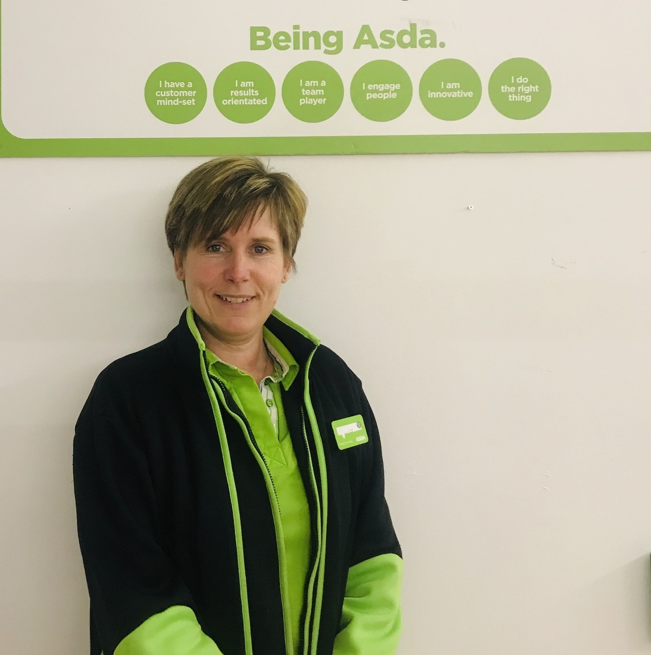 Kelly's a Frome Family Hero | Asda Frome