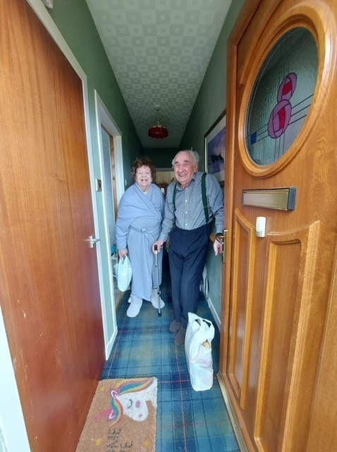 Stobie Larder at Boomerang Community Centre   Asda Dundee Kirkton