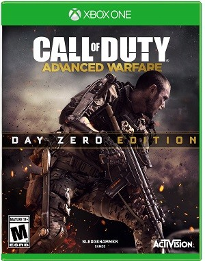 COD Advanced Warfare Release