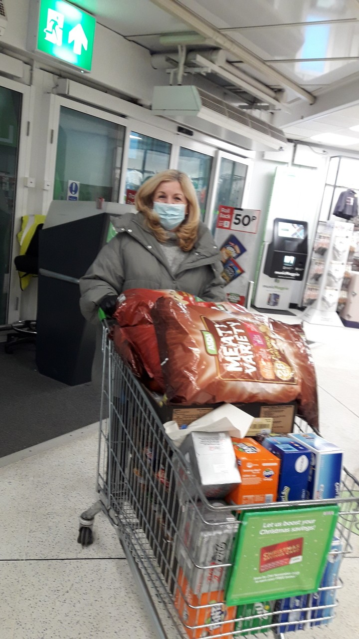 Donation for Warrington Hospital | Asda Westbrook