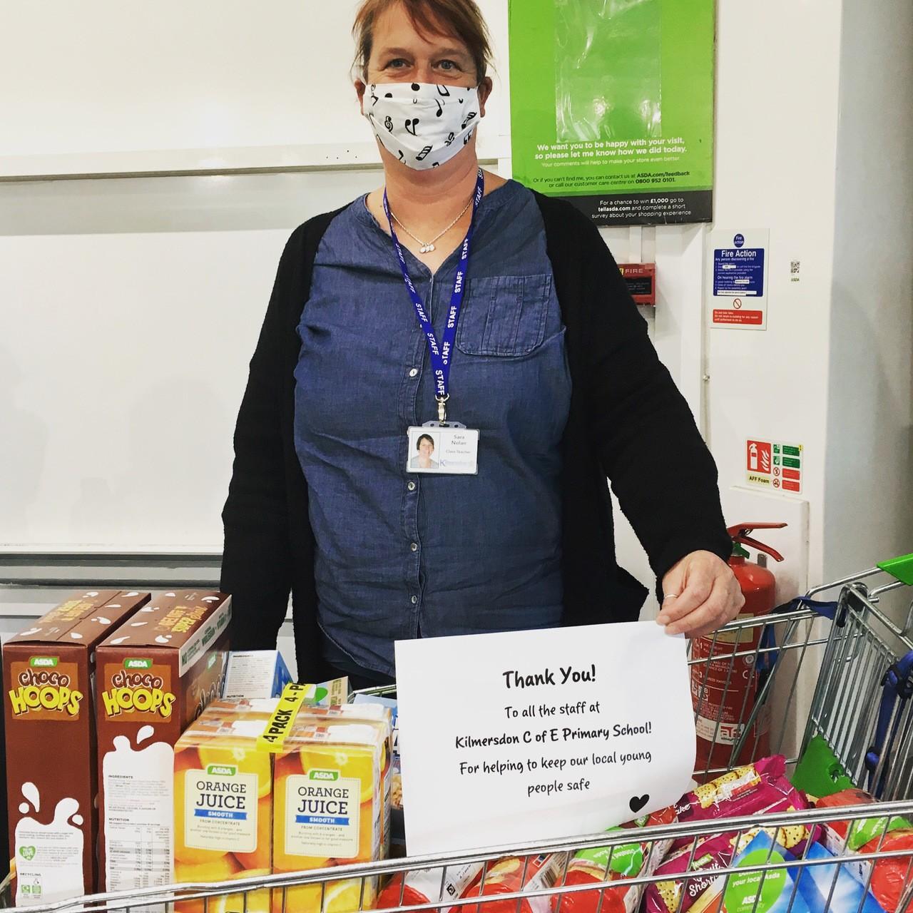 Kilmersdon CofE Primary School | Asda Frome