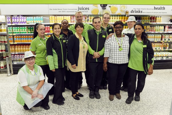 Max Ferreira is popular with colleagues at Asda Southgate Circus