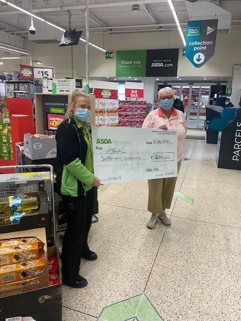 Support for OPAL | Asda Adel