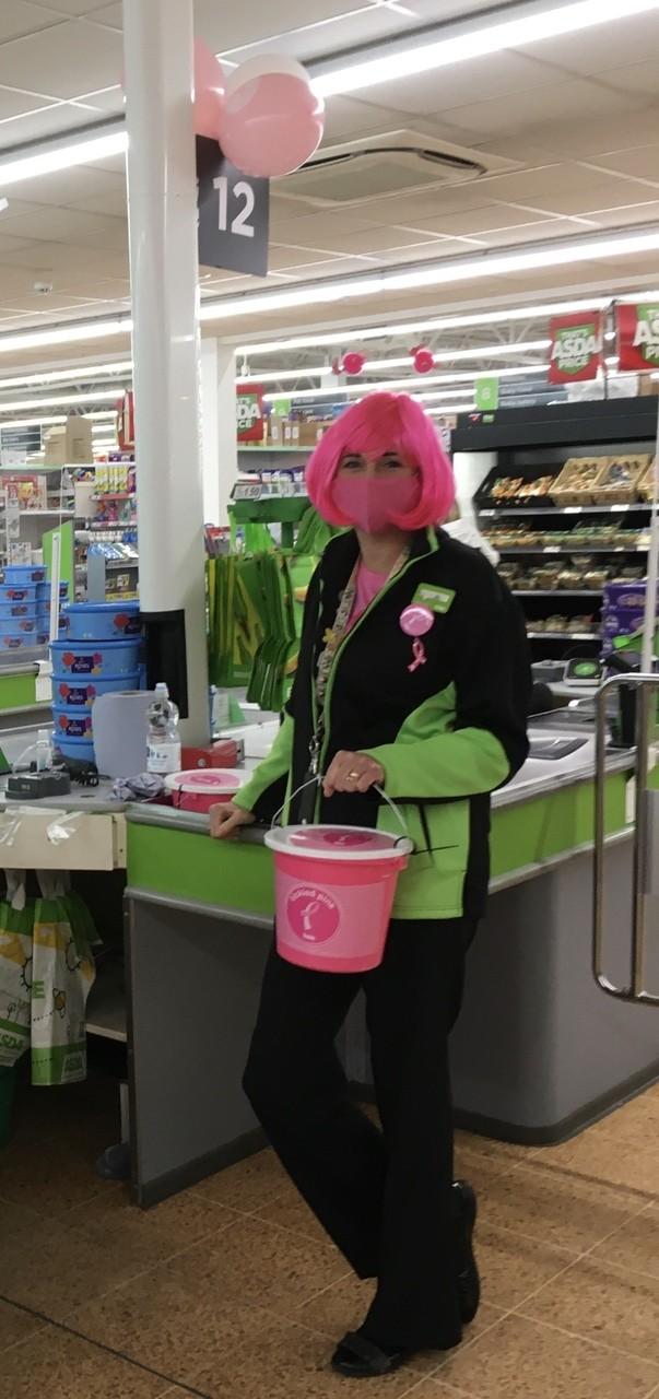 Tickled Pink  | Asda Longwell Green
