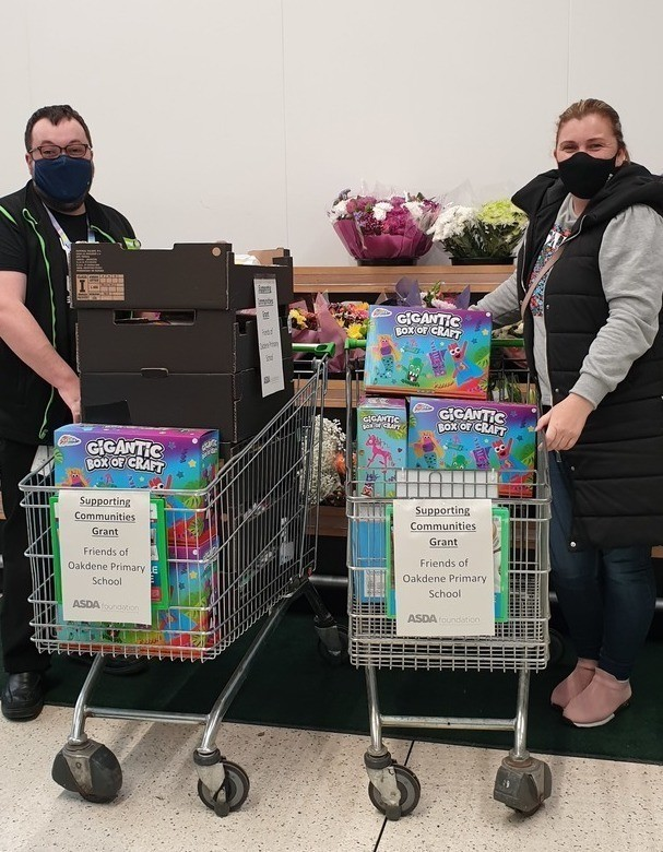 Supporting Communities Grant | Asda Huyton