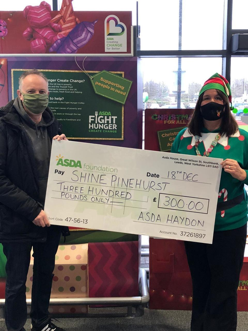 Christmas Giving  | Asda Swindon Haydon