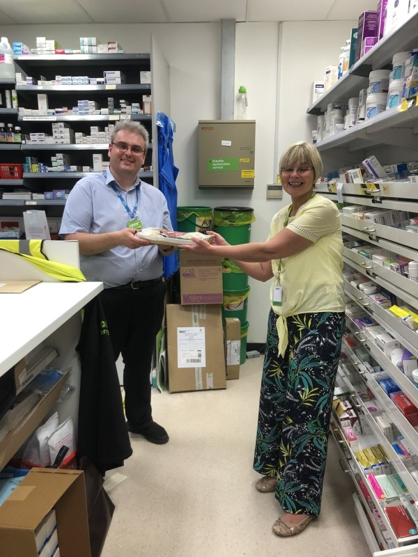 Richard Harrison from Asda Derby hailed as lifesaver