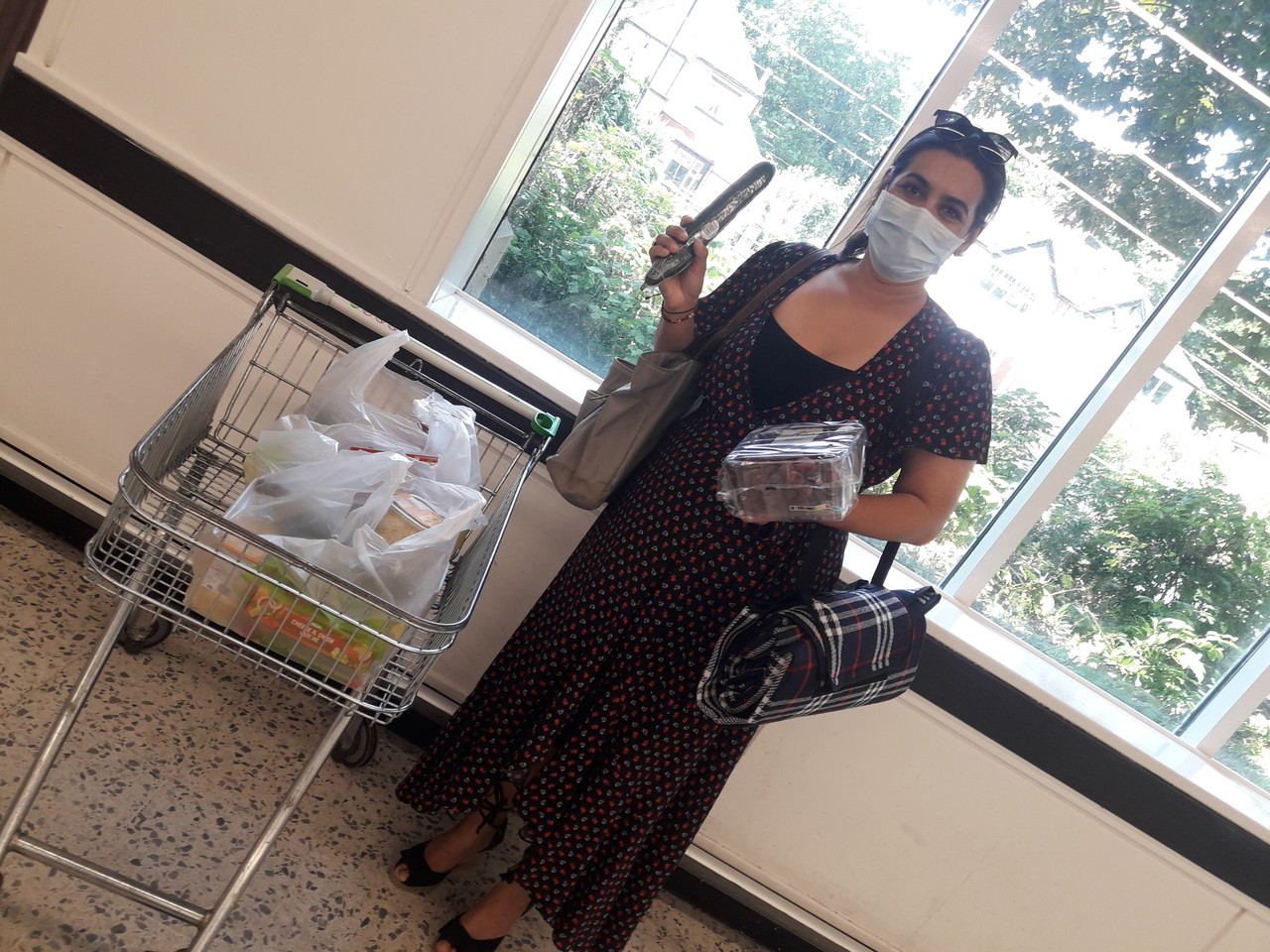 Donation for picnic | Asda Roehampton