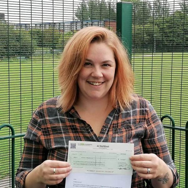 Asda Warrington Healthy Holidays donation to Warrington Butty Project