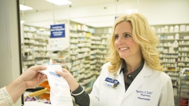 Sam's Club Pharmacist