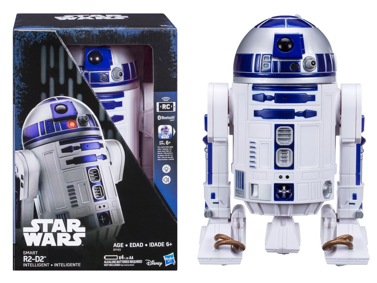 r2d2 figurine in box