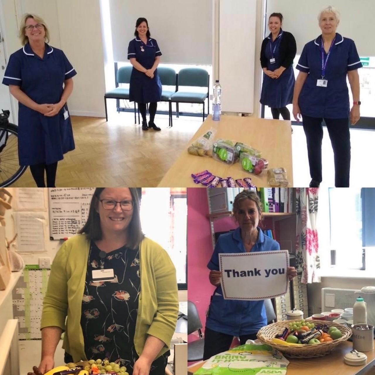 Dorothy House Hospice donation | Asda Frome