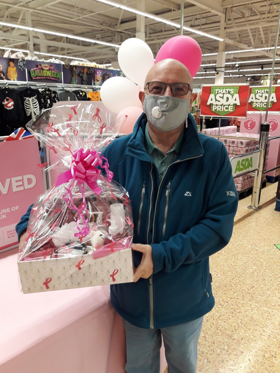 Tickled Pink Winner's  | Asda Leicester