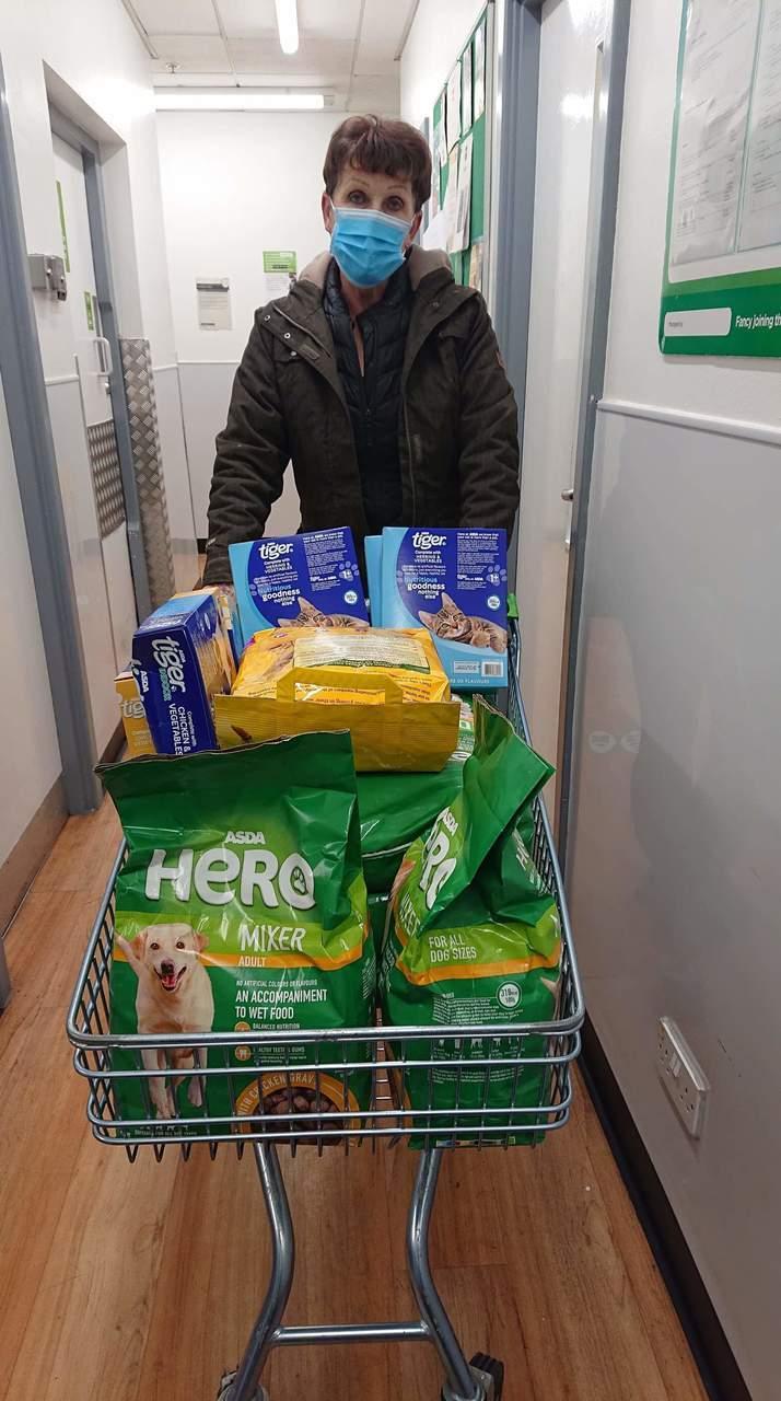 Animal sanctuary donation | Asda Greenhithe