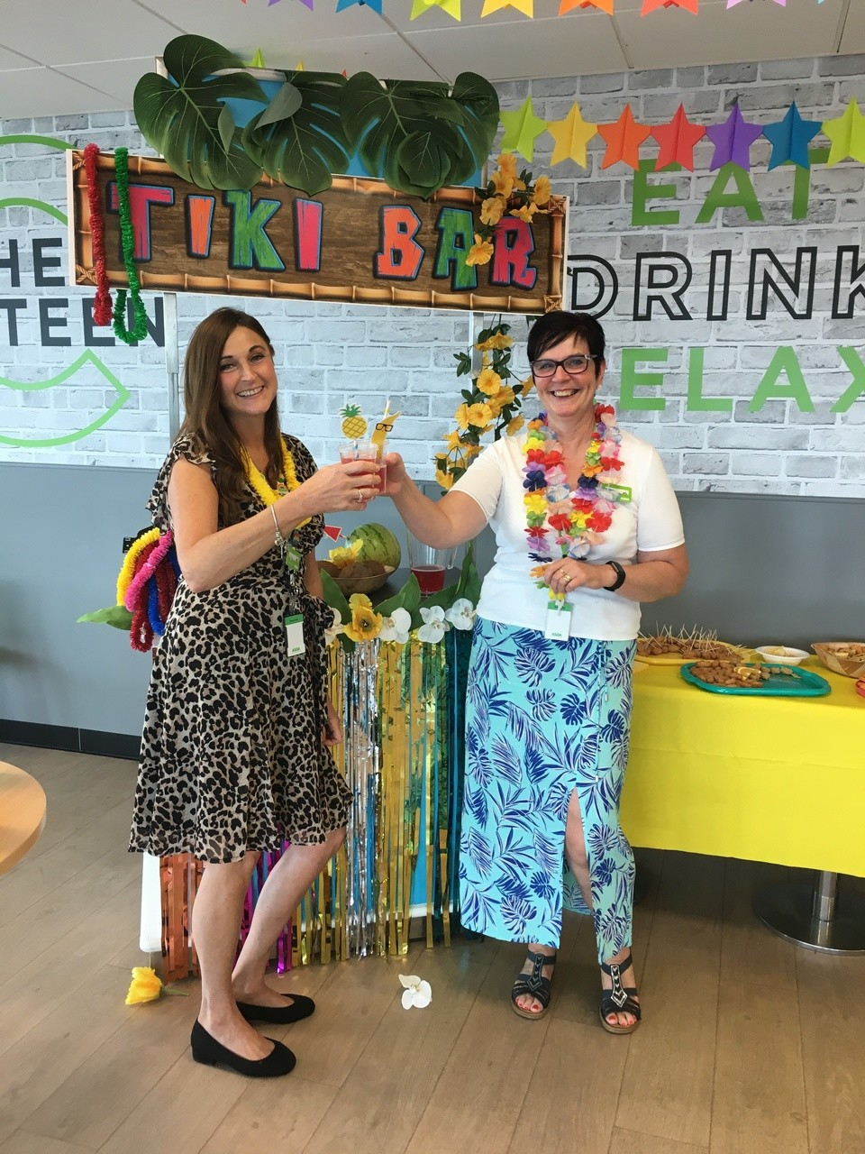 Colleagues weekend celebration | Asda Longwell Green