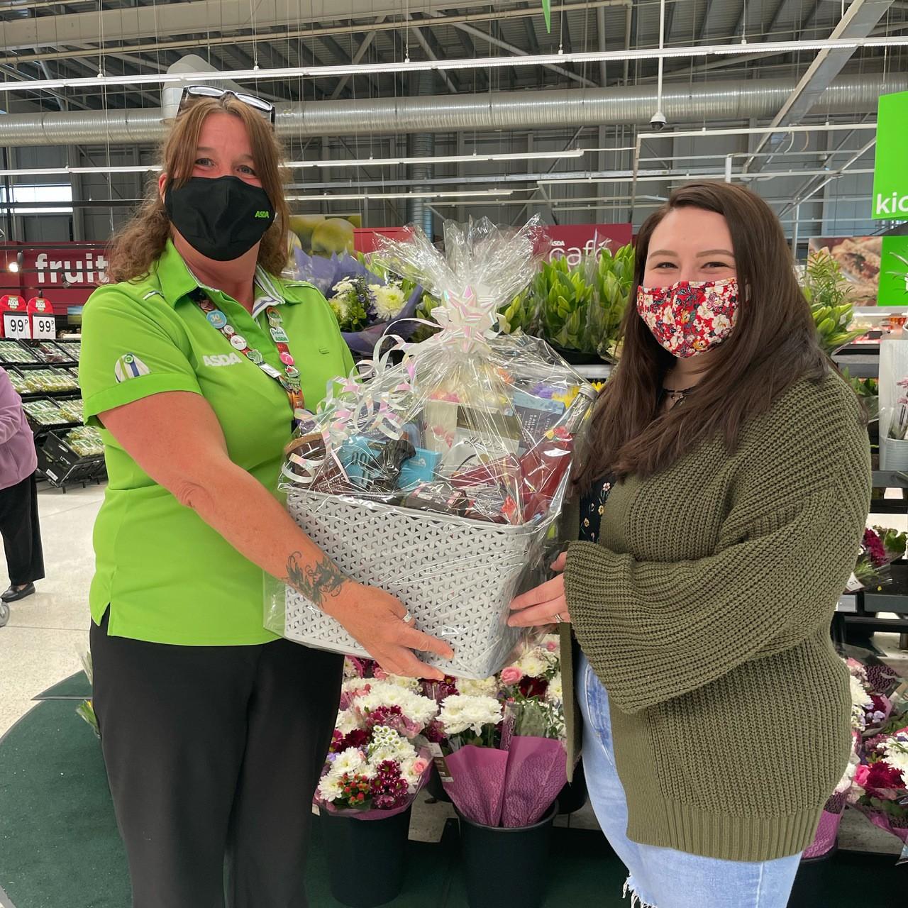 Supporting The Cedars Care Home | Asda Swindon Haydon