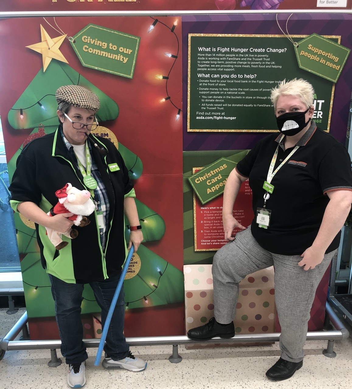Celebrating International Mens Day | Asda Portadown