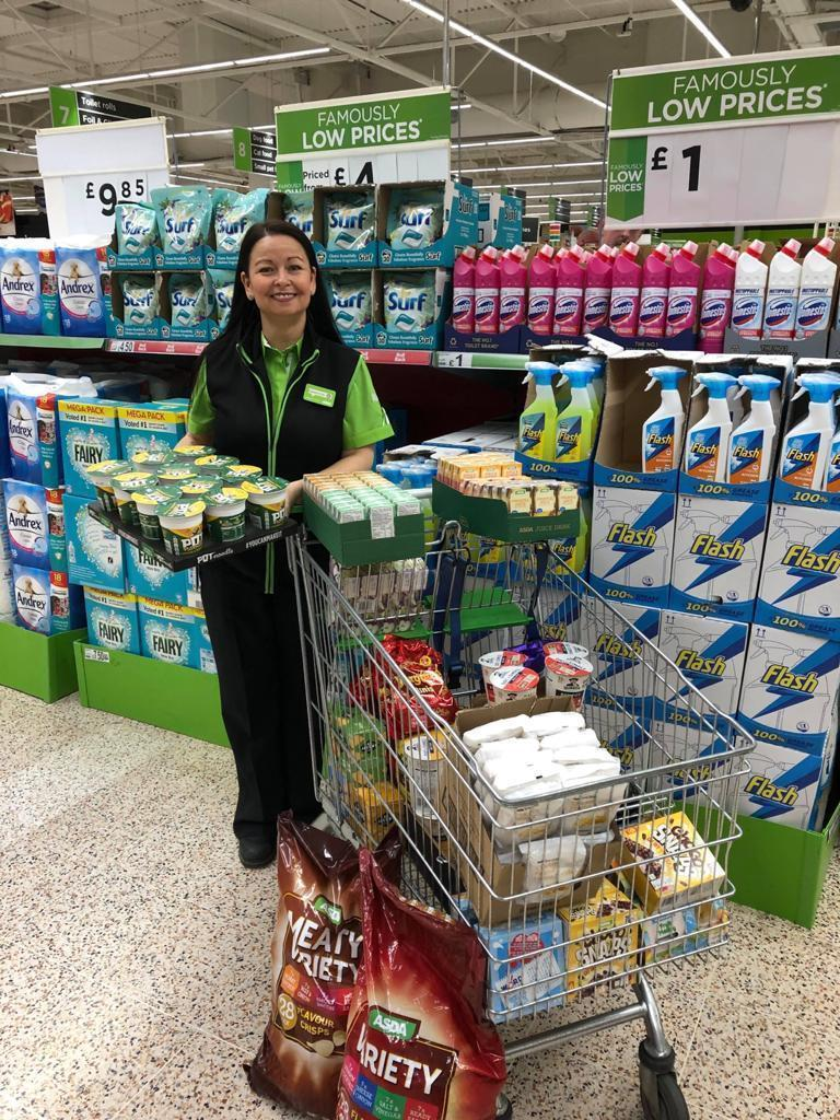 Helping our mums-to-be! | Asda Dundee Kirkton
