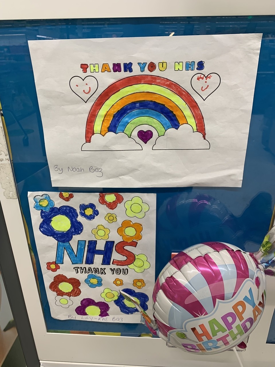 Happy 72nd birthday to the NHS | Asda Sheffield Chaucer Road