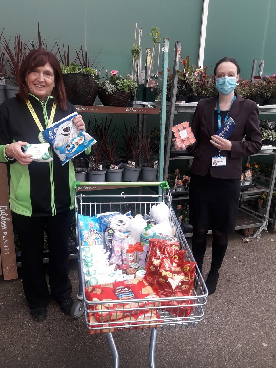 Asda Poole donation | Asda Poole