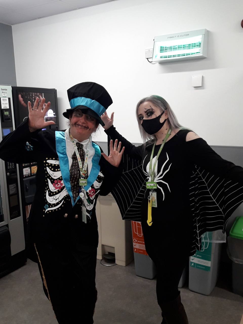 Getting our spook on  | Asda Dundee West