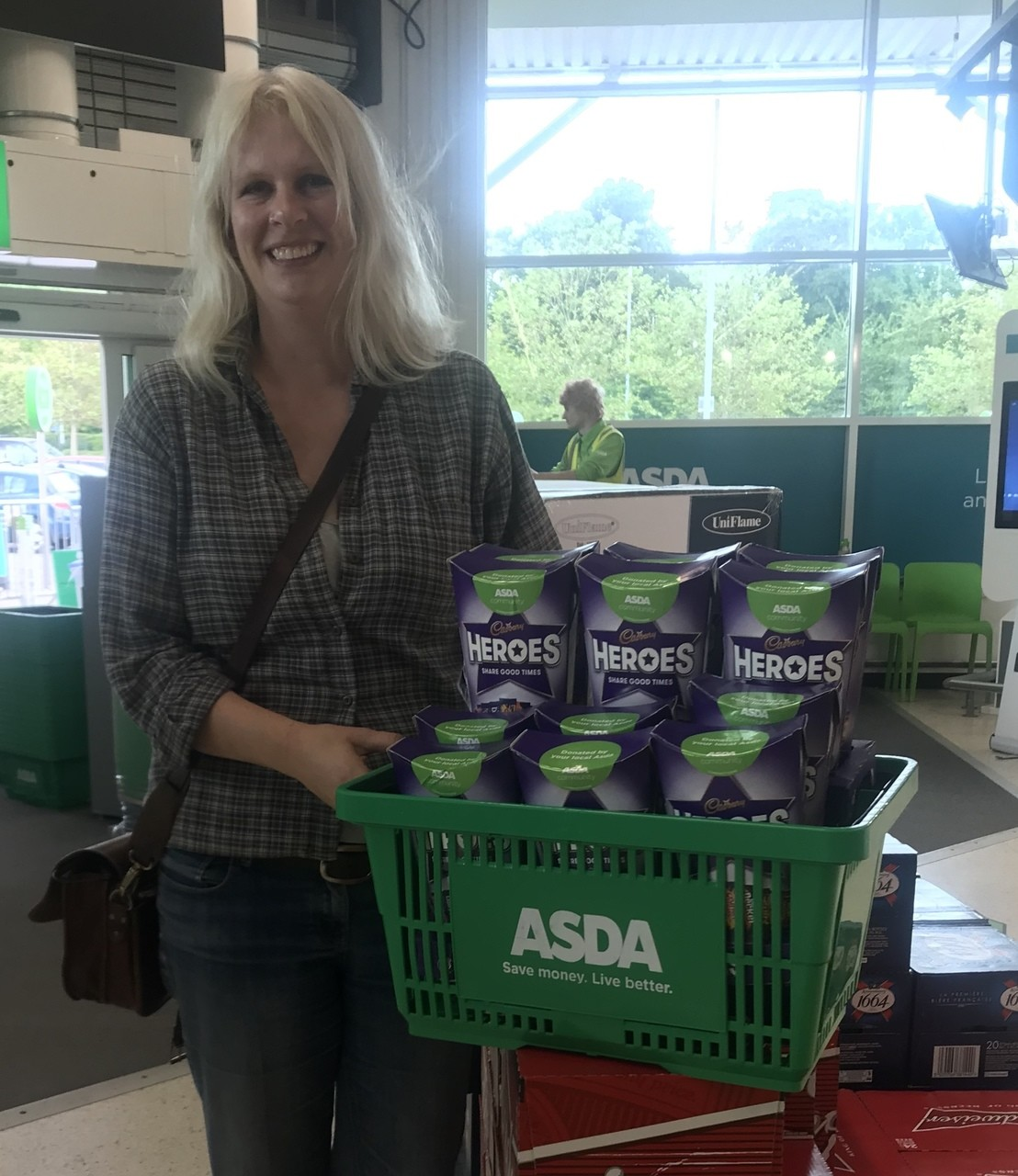 Heroes for the Heroes! | Asda Frome