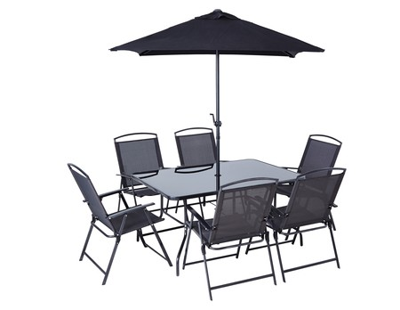Miami Patio Table Set