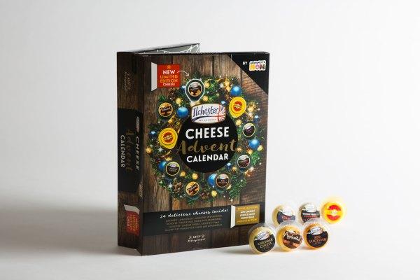2018 cheese advent calendar