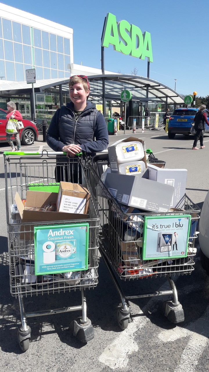 Grant for Centrepoint Outreach | Asda Boston