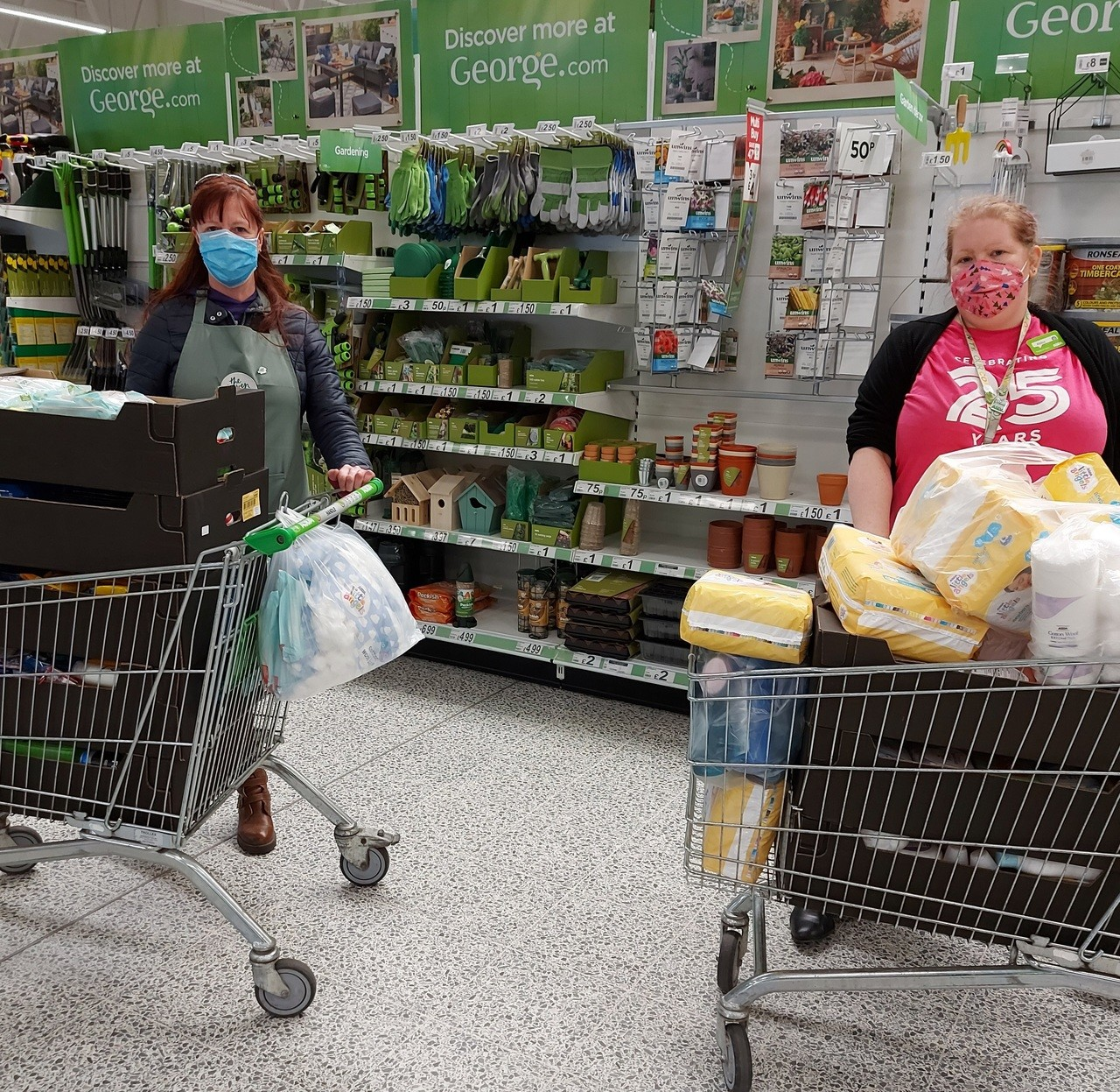 Supporting our community  | Asda Portlethen