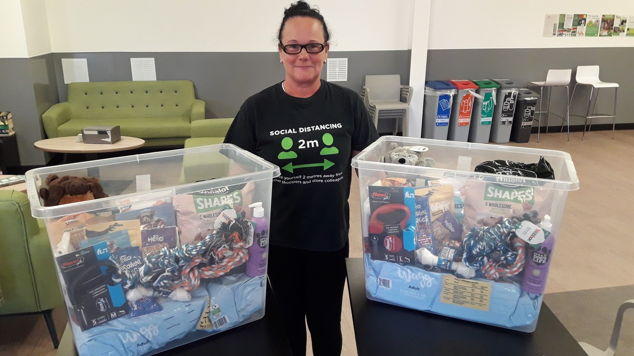 Hampers for dogs | Asda Boston