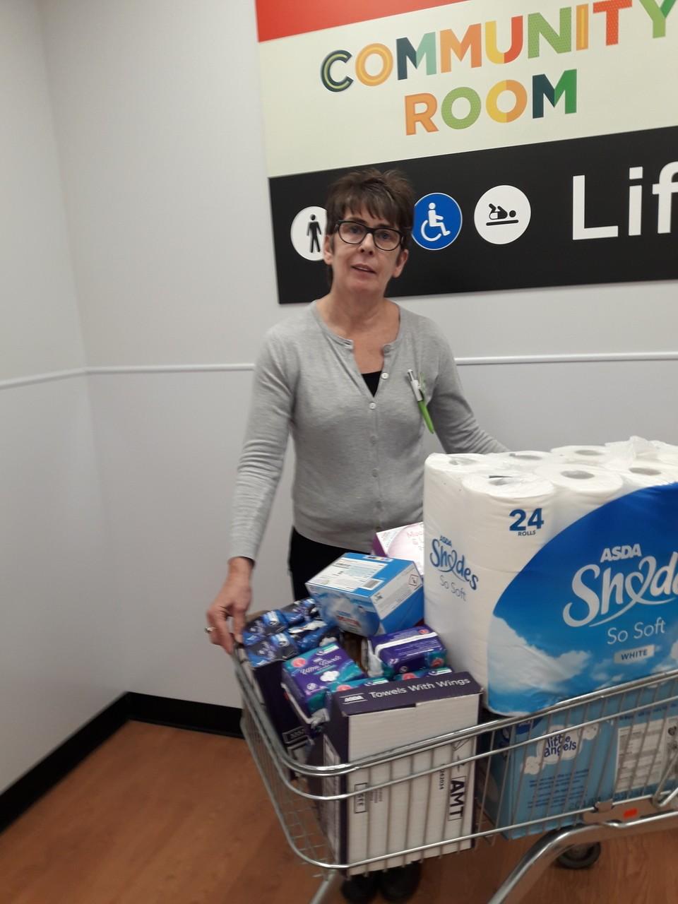 Asda Cape Hill supports Smethwick Food Bank | Asda Cape Hill