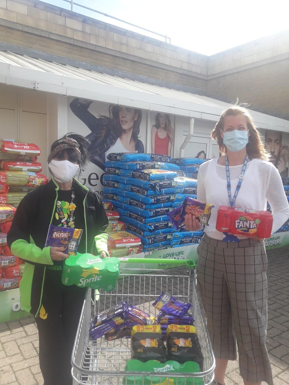 Hospital donation | Asda Huddersfield