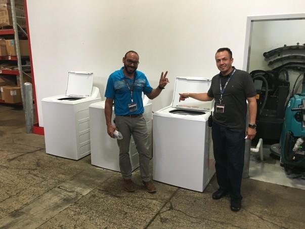 Juan and Luis PR Relief