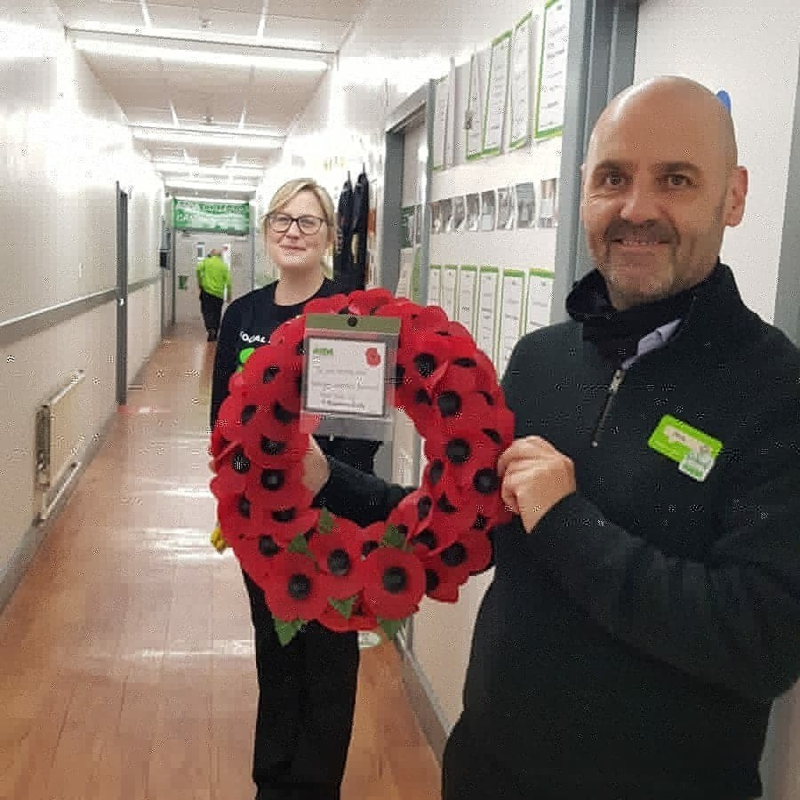 Warrington remembers | Asda Warrington