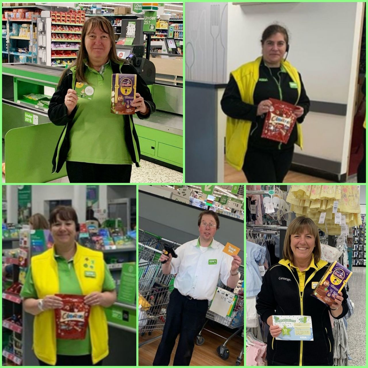 Thank you colleagues  | Asda Gosforth