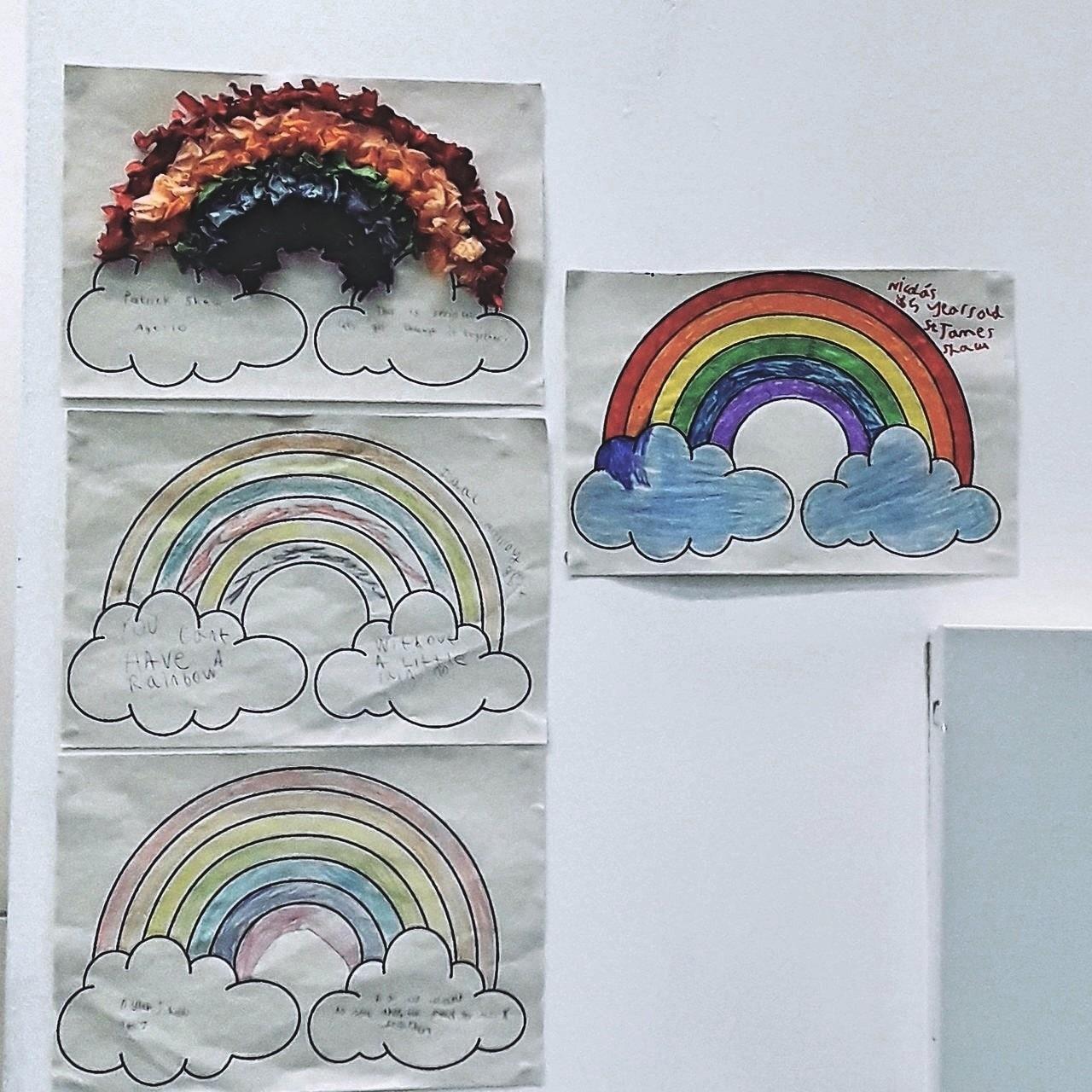 Lovely rainbows | Asda Shaw