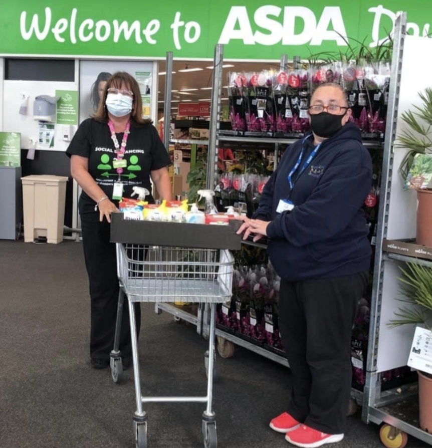 Welcome back to playgroup  | Asda Downpatrick
