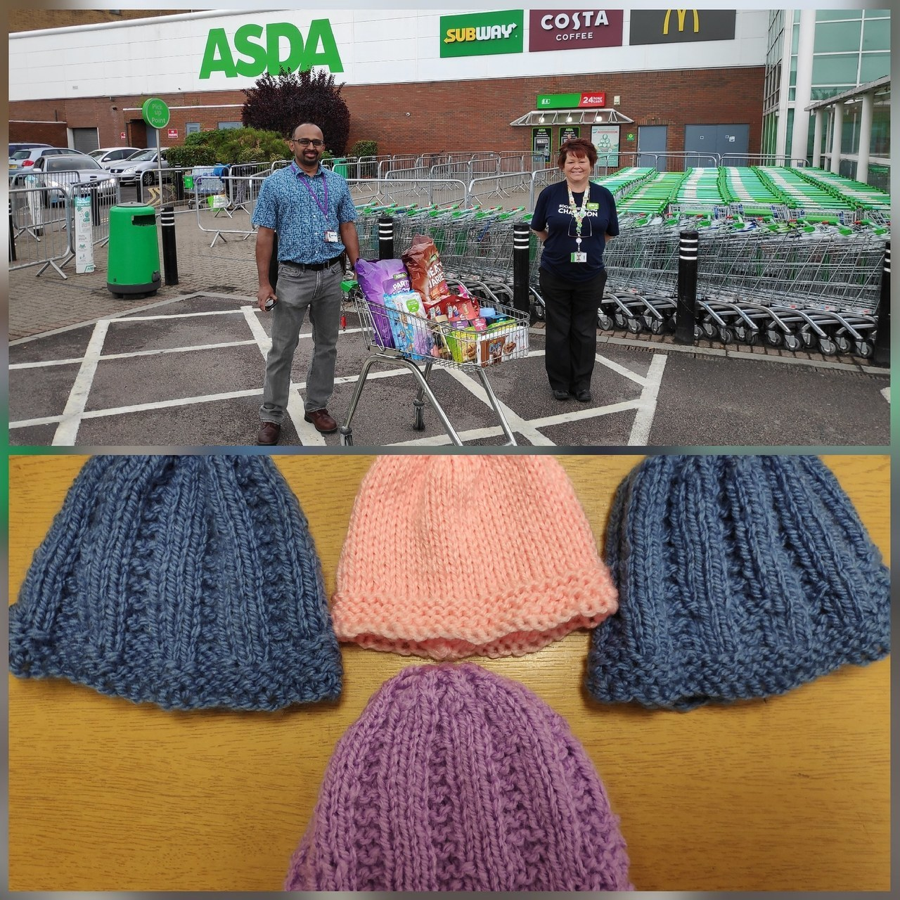 Thanks from Watford Hospital | Asda Watford