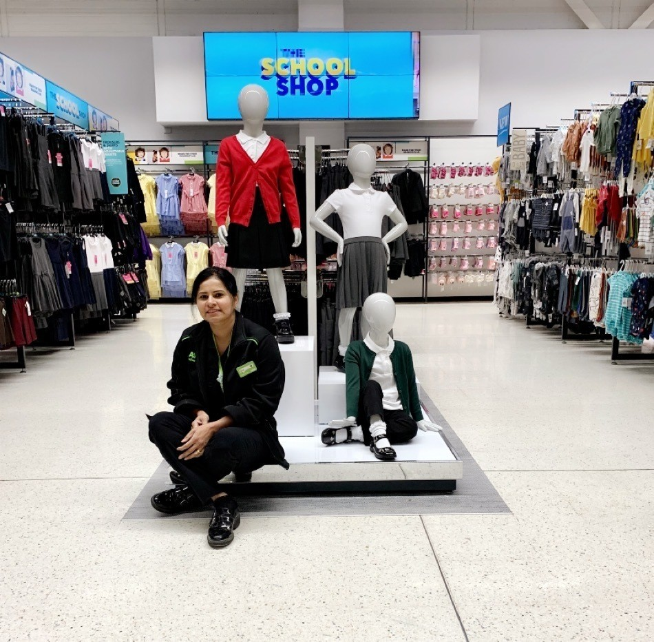 Amazing George | Asda Feltham