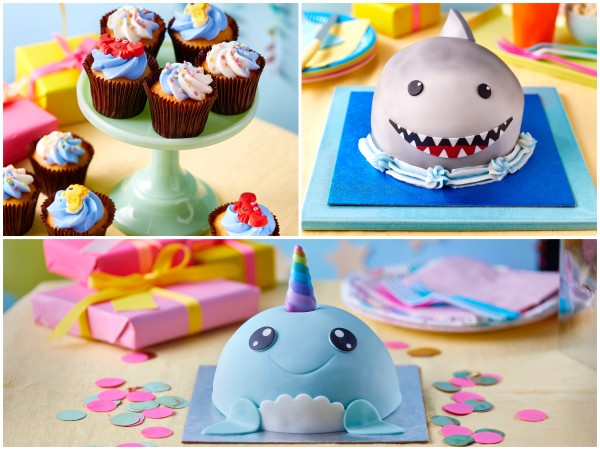 Under the Sea Cake range
