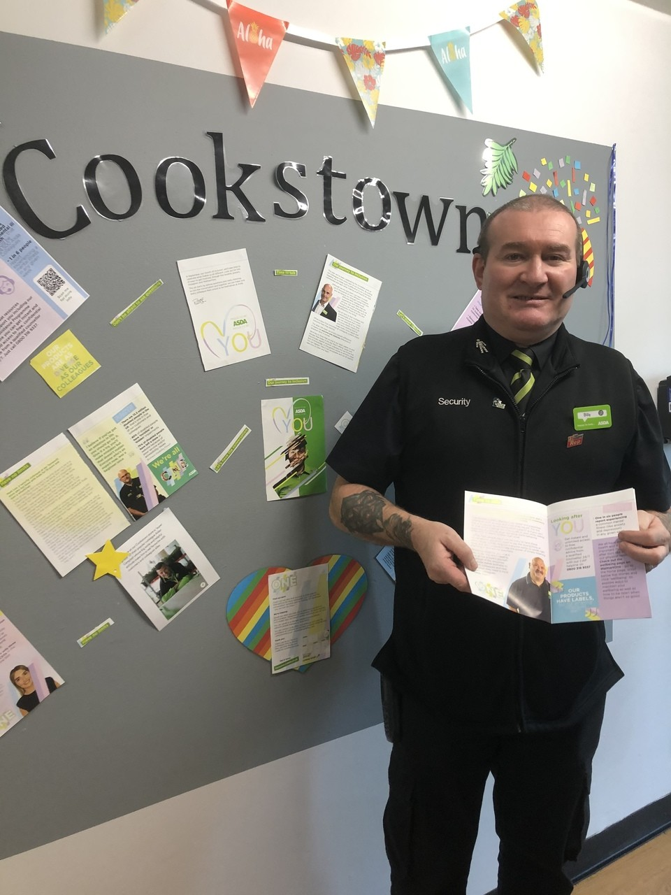 Well done Billy | Asda Cookstown