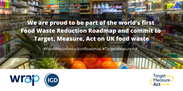 UK Food Waste Reduction Roadmap