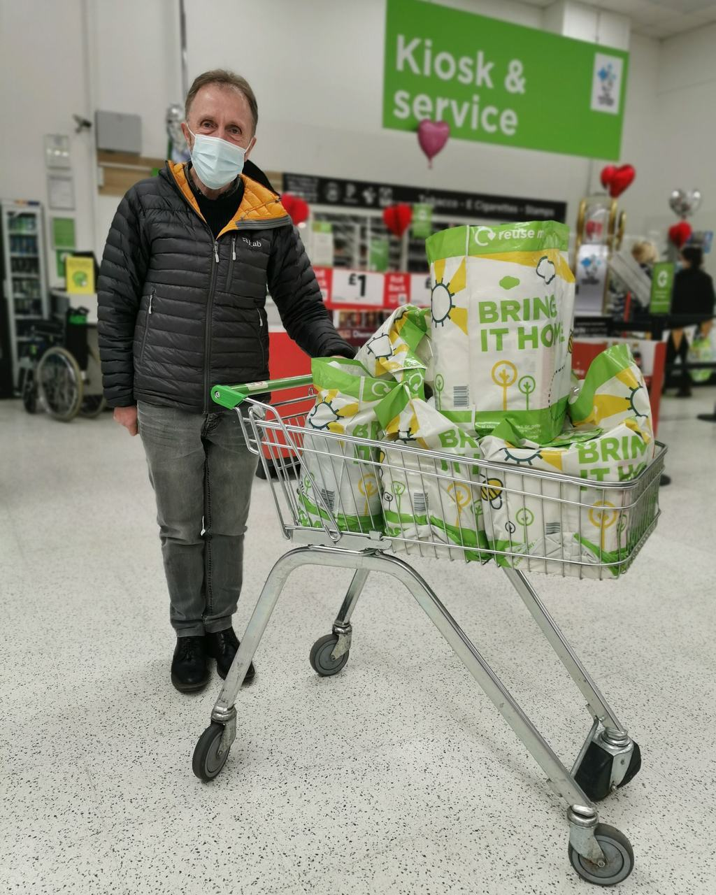 Support for Samaritans | Asda Thornaby
