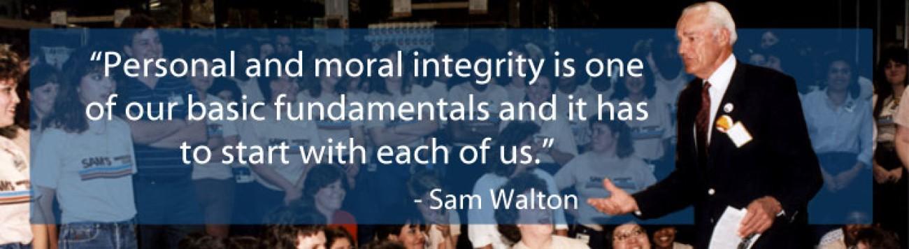 Sam banner integrity